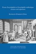 From Encyclop�die to Encyclop�die M�thodique : Revision and Expansion