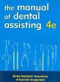 Manual of Dental Assisting