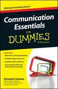 Communication Essentials for Dummies