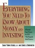 Everything You Need to Know About Money and Investing: A Financial Expert Answers the 1,001 ...