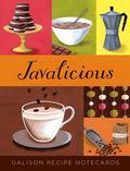 Javalicious Recipe Portfolio Notes