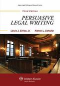 Persuasive Legal Writing 3rd Edition (Aspen Coursebook Series)