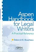 Aspen Handbook for Legal Writers A Practical Reference