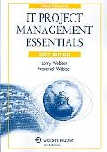 IT Project Management Essentials, with CD-ROM, 2007 Edition