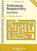 Professional Responsibility Examples and Explanations
