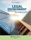 Legal Environment: Business Law and Business Entities (Aspen College)