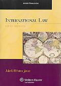 Introduction to International Law 5e