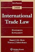 Document Supplement for International Trade Law