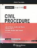 Civil Procedure: Subrin Minow Brodin and Main