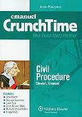 CrunchTime Civil Procedure