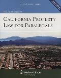 California Property Law for Paralegals