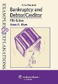 Bankruptcy and Debtor/Creditor Examples and Explanations, 5th Edition (Examples & Explanations)