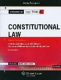 Constitutional Law: Keyed to Farber, Eskridge and Frickey, 4e (Casenote Legal Briefs)
