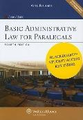Basic Administrative Law for Paralegals 4e Bundle