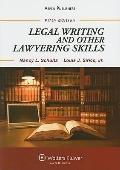 Legal Writing & Other Lawyering Skills 5e