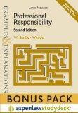 Examples & Explanations: Professional Responsibility, 2nd Ed. (Print + eBook Bonus Pack)