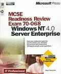 MCSE Readiness Review Exam 70-068 Windows NT 4.0 Server 4.0 Enterprise