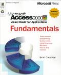 Microsoft Access 2000 Visual Basic for Applications Fundamentals