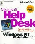Microsoft Help Desk for Microsoft Windows NT  Workstation 4.0
