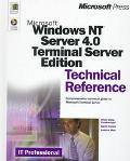 Microsoft Windows NT Server 4.0 Terminal Server: Technical Reference