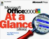 Office 2000 At A Glance Library