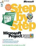 Step by Step Microsoft Project 2000