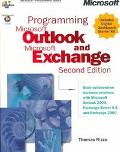Programming Microsoft Outlook and Microsoft Exchange, Second Edition
