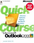 Quick Course in Microsoft Outlook 2000?