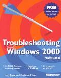 Troubleshooting Microsoft Windows 2000 Professional