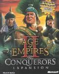 Microsoft Age of Empires II The Conqueror's Expansion Inside Moves