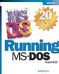 Running MS-DOS Version 6.22