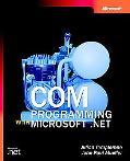 Com Programming With Microsoft.Net