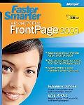 Faster Smarter Microsoft Office Front Page 2003