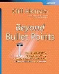 Beyond Bullet Points Using Microsoft PowerPoint to Create Presentations That Inform, Motivat...