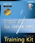 MCITP Self-Paced Training Kit (Exam 70-443): Designing a Database Server Infrastructure Usin...