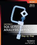 Microsoft SQL Server 2005 Analysis Services Step by Step