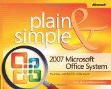 2007 Microsoft Office System Plain & Simple