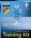 Mcitp Self-paced Training Kit (Exam 70-441) Designing Database Solutions by Using Microsoft ...
