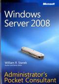 Microsoft Windows Server 2008 Administrator's Pocket Consultant