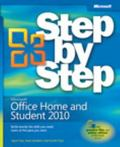 Microsoft Office 2010 Home & Student Step by Step