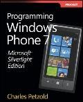 Microsoft Silverlight Edition: Programming Windows Phone 7