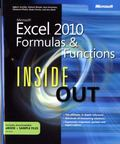 Microsoft Excel 2010 Formulas and Functions Inside Out (Information Worker)