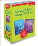 Microsoft Excel Power User's Kit: Microsoft PowerPivot for Excel 2010 & Microsoft Office Exc...