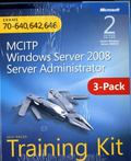 Windows Server 2008 Server Administrator Training Kit 3-Pack Exams 70-640, 70-642, 70-646 (M...