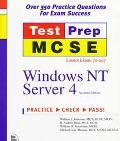MCSE Testprep: Windows NT Server 4