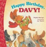 Happy Birthday, Davy Tuff Book (Tuff Books)