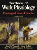 Textbook of Work Physiology Physiological Bases of Exercise