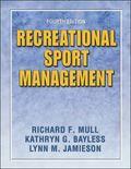 Recreational Sport Management - 4E
