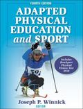 Adapted Physical Education and Sport - 4th Edition (Book & DVD)