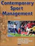 Contemporary Sport Management Presentation Package-3rd Edition